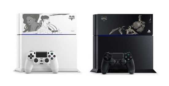 PlayStation 4 Street Fighter 5 Edition