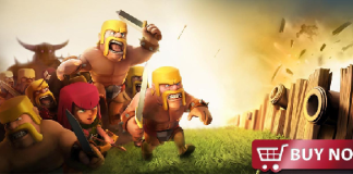 ID Clash of Clans