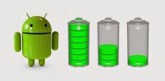 Baterai Smartphone Android