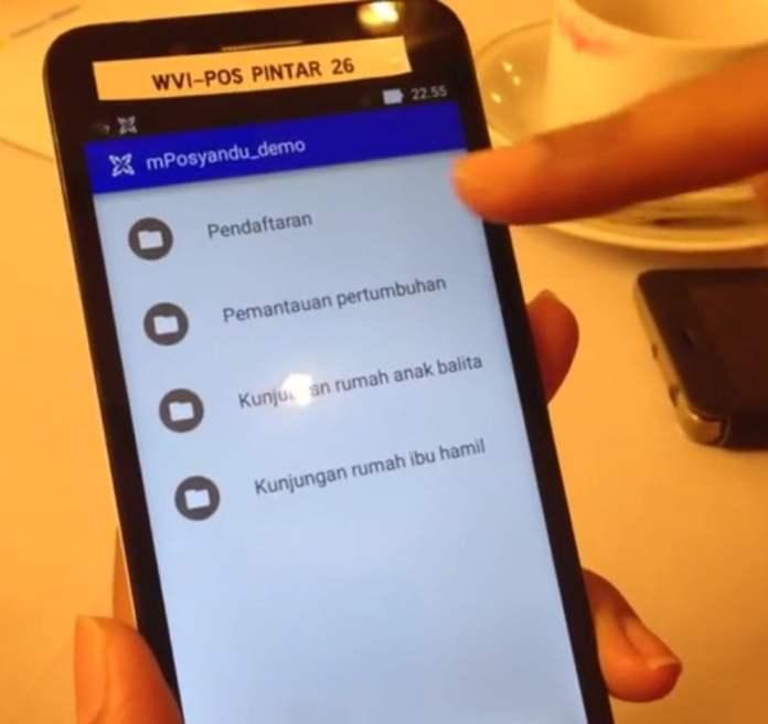 mPosyandu, Aplikasi, Android, Posyandu