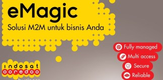 Indosat Ooredoo, eMagic