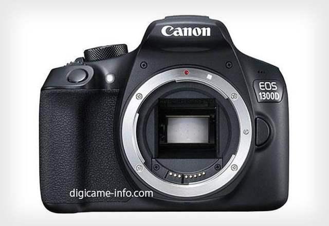 Rebel T6 atau Canon 1300D