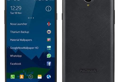 Inikah Sosok Nokia A1?