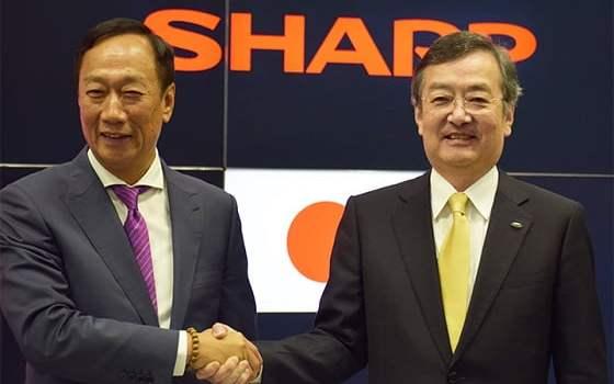 Sharp, Foxconn, Kozo Takahashi, Terry Gou