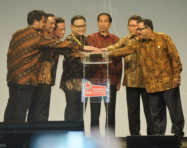 Indonesia E-Commerce Summit & Expo, IESE
