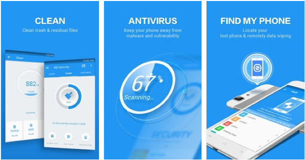 360 Security Antivirus Boost Android Apps on Google Play