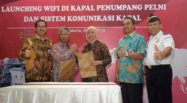 telkom, pelni, internet, wifi