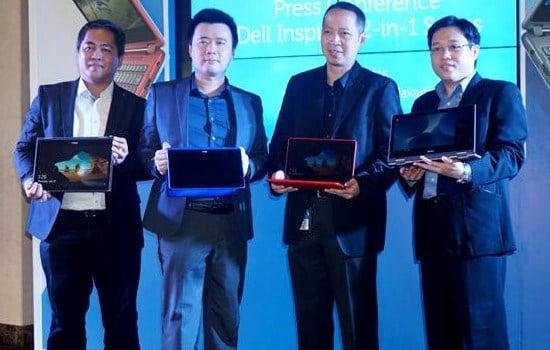 Dell Rilis Laptop Inspiron 2-in-1 Series