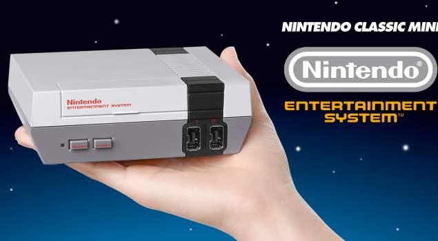 NES Classic Edition, edisi mini dari NES