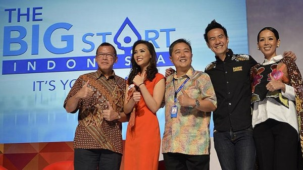 Suasana peluncuran The Big Start Indonesia (sumber foto: ArenaLTE.com)