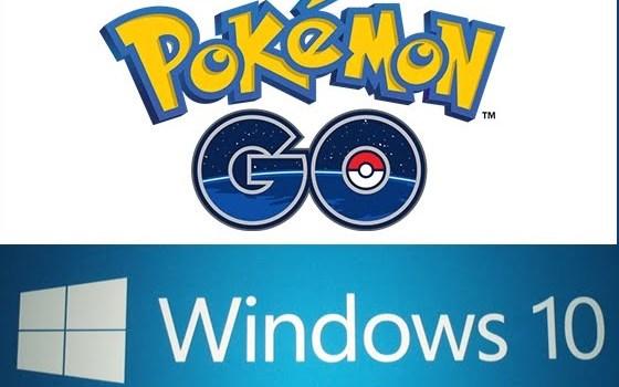 Pokemon GO di Windows 10?