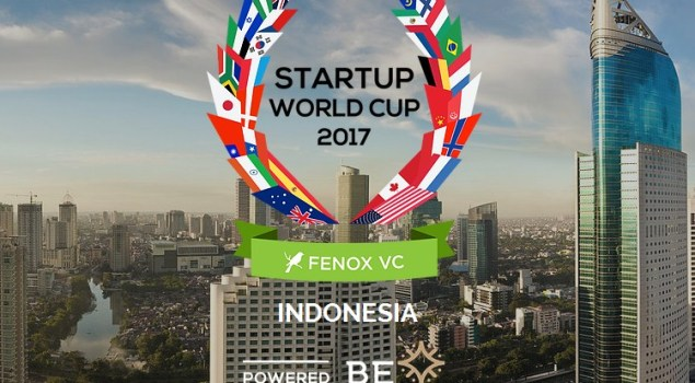 Startup World Cup 2017 diadakan untuk regional Asia Tenggara di Jakarta