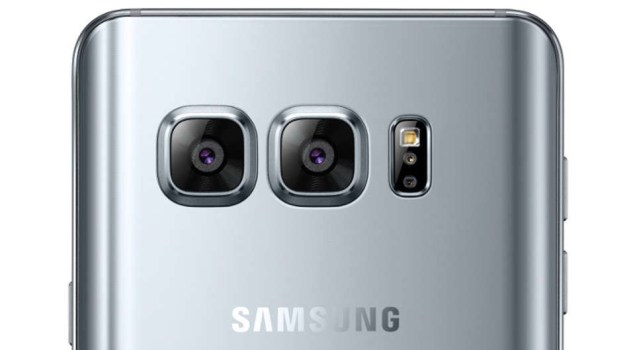 Kamera ganda Samsung Galaxy S8  (gopego.com)