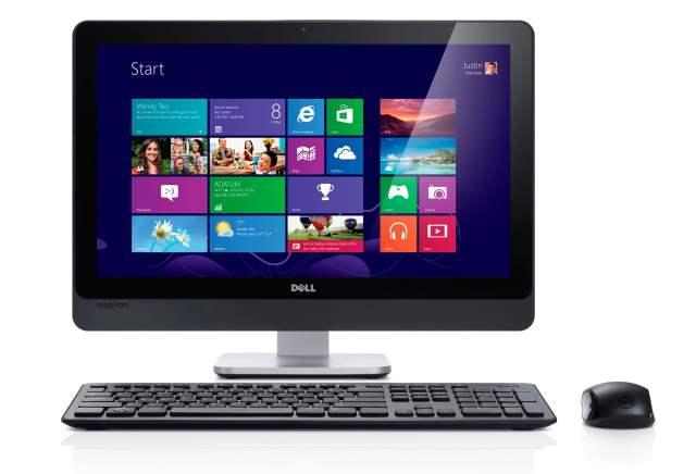 pc kantor terbaik Dell One 2330