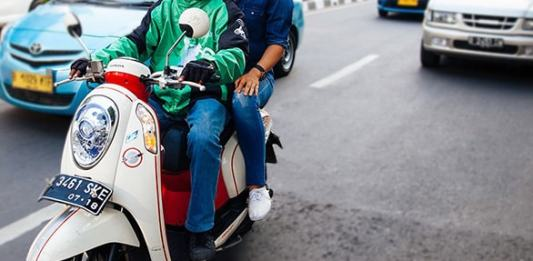 Go-Jek, on-demand