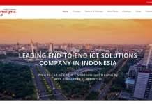 Website Telkomsigma