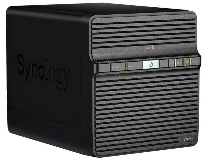 Synology Disk Station DS418j