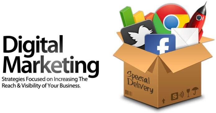 Digital Agency Digital Marketing