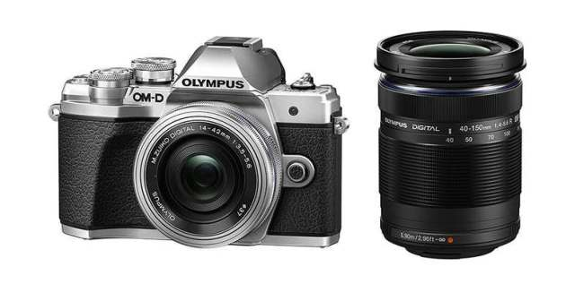Olympus OM-DE E-M10 Double Zoom Kit