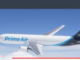 Pesawat Amazon