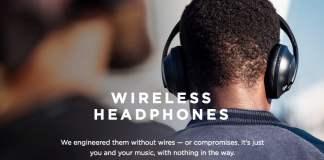 Bose Wireless Headphones