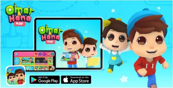Download Aplikasi Omar Hana Gratis Android iOS