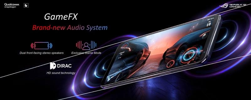 Game FX Audio System