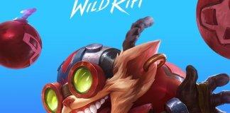 League of Legends LOL Wild Rift