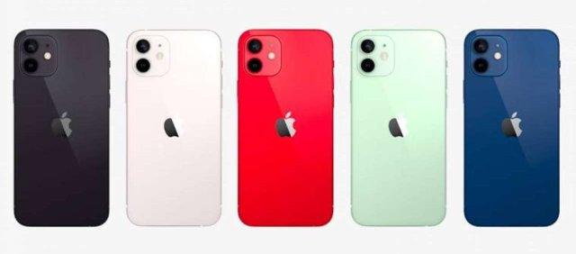 Warna iPhone 12 Mini dan iPhone 12