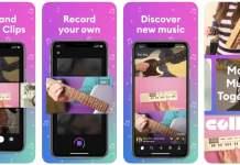 Aplikasi Musik Collab Band Together di App Store
