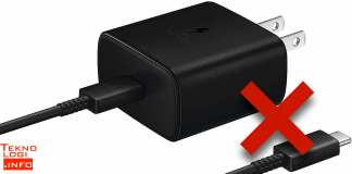 Samsung 45W Fast Charger