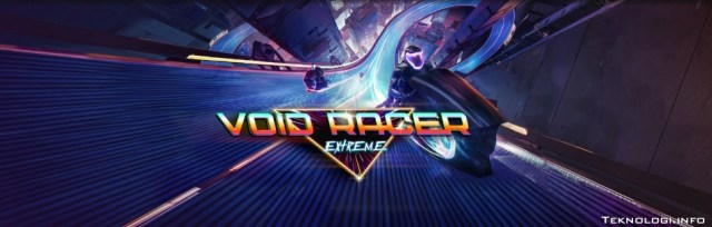 Void Racer Extreme di Oculus Quest