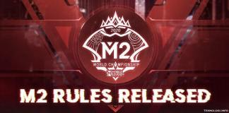 Jadwal Pertandingan M2 Mobile Legends 2021