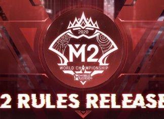 Jadwal Pertandingan M2 Mobile Legends 2021