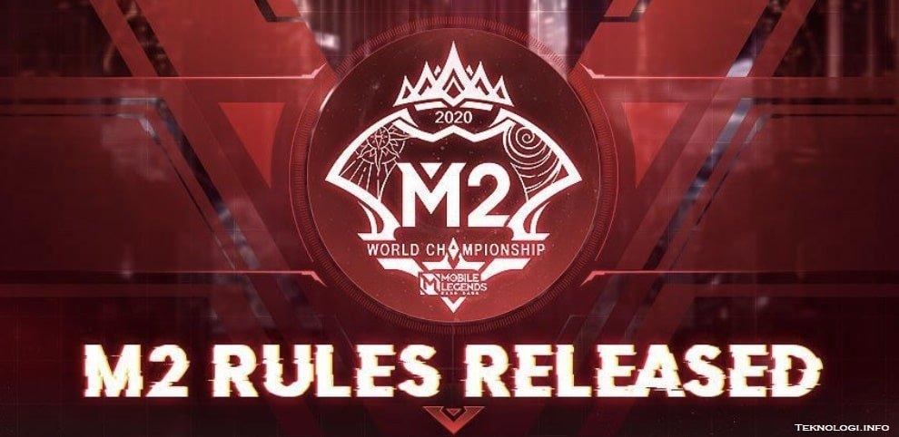Bersiap! Ini Jadwal Pertandingan M2 Mobile Legends 2021 di Singapore