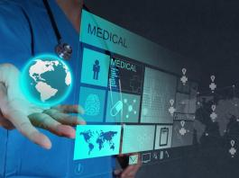 Ilustrasi riwayat digital kesehatan