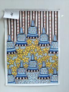"Juara Harapan II ""Harmoni Stupa Borobudur"" No. Peserta 4"
