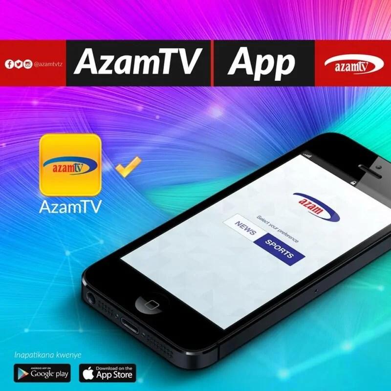 App ya Azam TV yaanza kupatikana rasmi