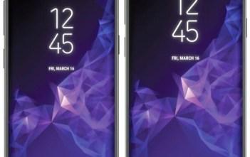 Muonekano wa Samsung Galaxy S9 na S9 Plus