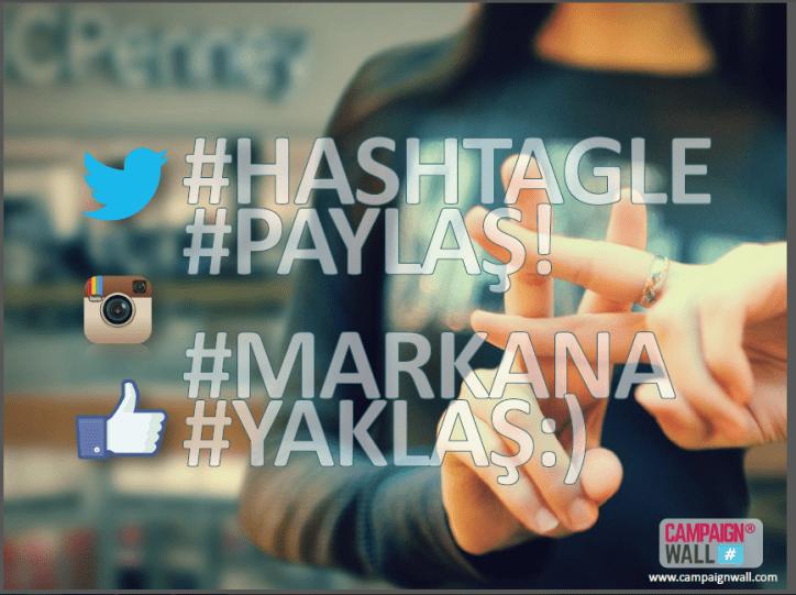 campaignwall-hashtag