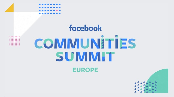 facebook communities summit 2018