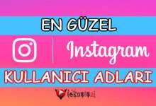 Photo of En Güzel Instagram Kullanıcı Adları 2020