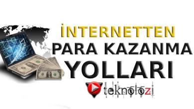 Photo of internetten Para Kazanabileceğiniz 13 Yöntem