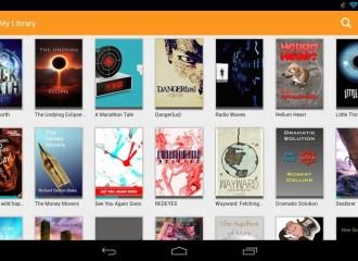 baca novel, aplikasi gadget, hobi