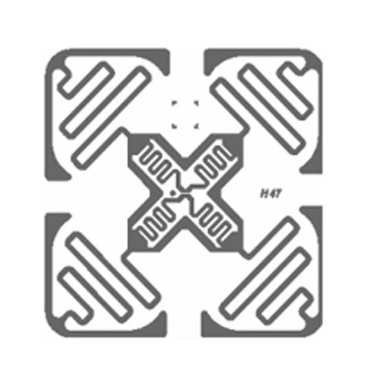 RFID H47 WRW UHF PP Etiket