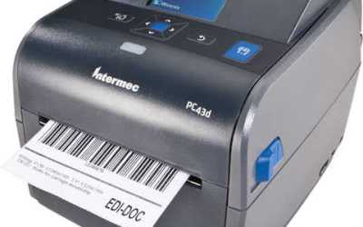 Intermec PC43D Masaüstü RFID Yazıcı