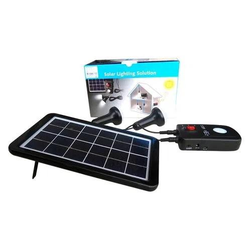 Kit Generico Energia Solar 2 Led Lights  teknopolis