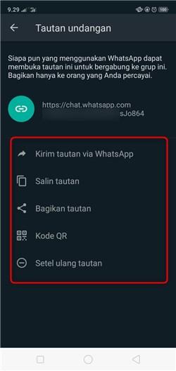 Cara Membuat Link Grup Wa : membuat, Invite, Whatsapp, Onvacationswall.com