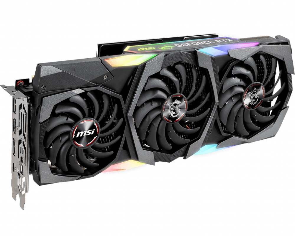 MSI GeForce 2080ti