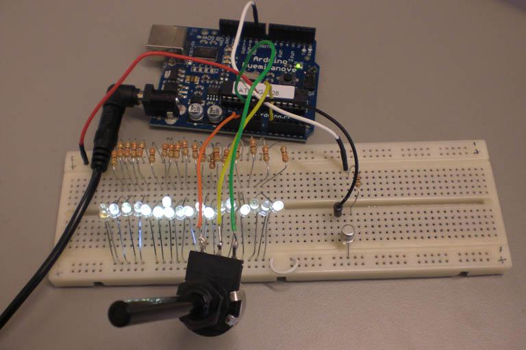 Led Circuit Series In Series Resistor Circuit